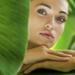 Hautpflege Frühling