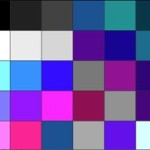 Farben Wintertyp