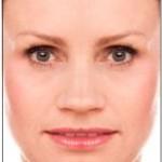 Schminktipps viereckiges Gesicht