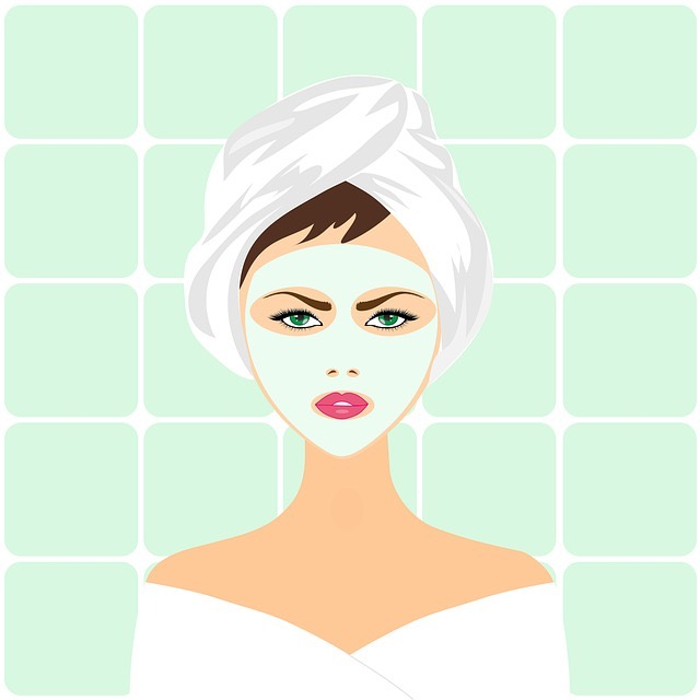 Gesichtsmaske gegen trockene Haut Selbermachen
